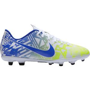 Nike JR MERCURIAL VAPOR 13 CLUB NJR FG/MG sárga 4.5Y - Gyerek focicipő