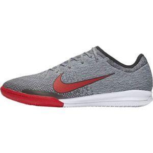 Nike MERCURIALX VAPOR 12 PRO NEYMAR JR IC piros 10 - Férfi teremcipő