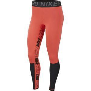 Nike NP SPRT DSTRT TGHT narancssárga XL - Női legging