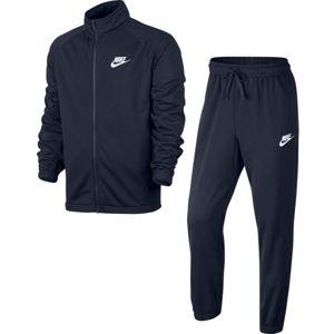 Nike SPORTSWEAR TRACK SUIT kék 2xl - Férfi melegítő szett