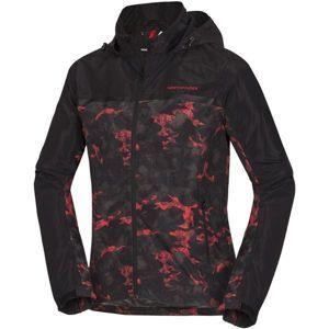 Northfinder HUJBERT fekete L - Férfi kabát