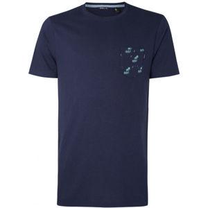 O'Neill LM PALM POCKET T-SHIRT sötétkék S - Férfi póló