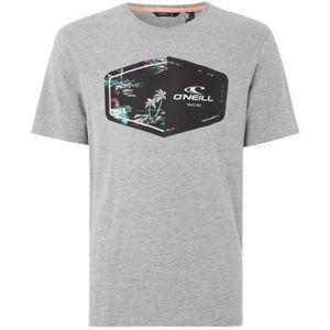 O'Neill LM MARCO T-SHIRT szürke XL - Férfi póló
