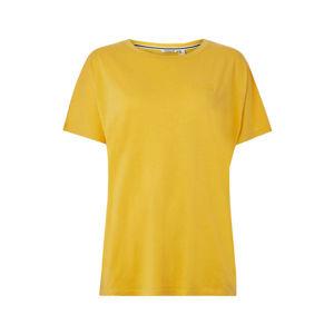 O'Neill LW ESSENTIALS DRAPEY T-SHIRT sárga S - Női póló