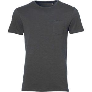 O'Neill LM JACK'S BASE SLIM T-SHIRT sötétszürke L - Férfi póló