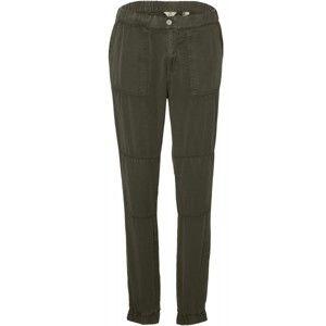 O'Neill LW STRETCH WAIST CARGO PANTS sötétzöld M - Női nadrág