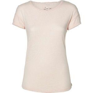 O'Neill LW ESSENTIALS T-SHIRT világos rózsaszín XS - Női póló