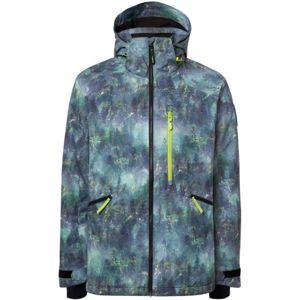 O'Neill PM DIABASE JACKET kék M - Férfi sí/snowboard kabát