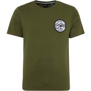 O'Neill LM CERRO CALI T-SHIRT zöld M - Férfi póló