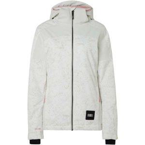 O'Neill PW WAVELITE JACKET fehér XL - Női sídzsekii/snowboard dzseki