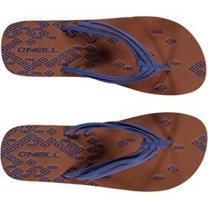 O'Neill FW 3 STRAP DITSY FLIP FLOP kék 38 - Női flip-flop papucs
