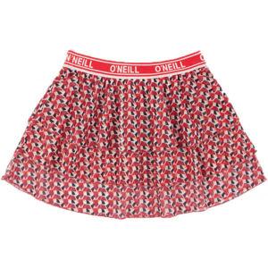 O'Neill LG RUFFLE SKIRT piros 140 - Lány szoknya