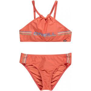 O'Neill PG CALI HOLIDAY BIKINI narancssárga 164 - Kétrészes lány fürdőruha