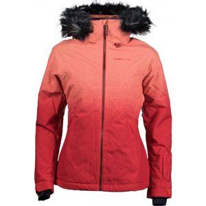 O'Neill PW CURVE JACKET piros XS - Női sí/snowboard dzseki
