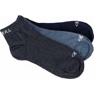 O'Neill QUARTER 3P kék 43 - 46 - Uniszex zokni