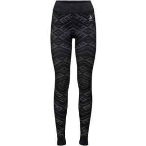 Odlo NATURAL KNISHIP WARM BI BOTTOM LONG - Női funkcionális legging