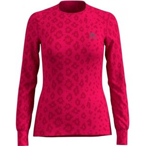 Odlo SHIRT L/S X-MAS ACTIVE LADIES WARM - Női póló