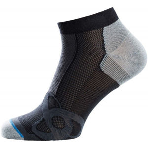 Odlo SOCKS LIGHT LOW fekete 42 - Uniszex zokni