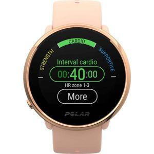 POLAR IGNITE rózsaszín S/M - Multisport óra GPS-szel és pulzusmérővel