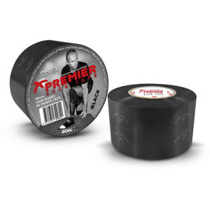 Premier Sock Tape SHIN GUARD RETAINER TAPE PRO ES fekete NS - Tape szalagok