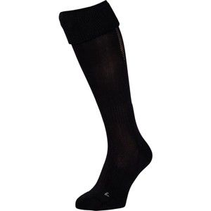Private Label UNI FOOTBALL SOCKS 36 - 40 fekete 36-40 - Junior futball sportszár