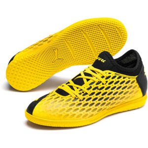 Puma FUTURE 5.4 IT JR sárga 12 - Gyerek teremcipő