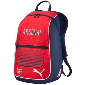 Puma ARSENAL FUNWEAR BACKPACK piros  - Sporthátizsák