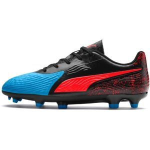 Puma ONE 19.4 FG/AG JR fekete 2 - Junior futballcipő