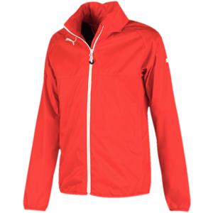 Puma RAIN JACKET JR. piros 164 - Gyerek kabát