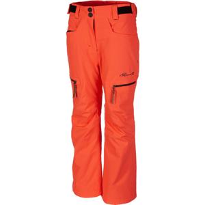 Rehall HARPER-R-JR-RED narancssárga 152 - Gyerek sínadrág