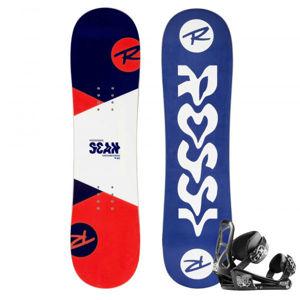 Rossignol SCAN + ROOKIE S  120 - Gyerek snowboard szett