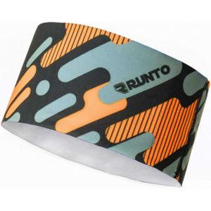 Runto NORA narancssárga NS - Sport fejpánt