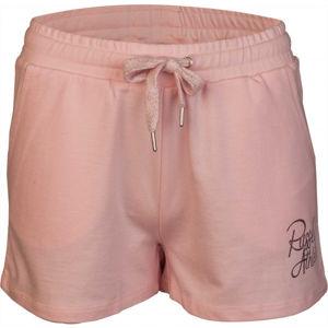 Russell Athletic STRIP SHORT rózsaszín L - Női rövidnadrág