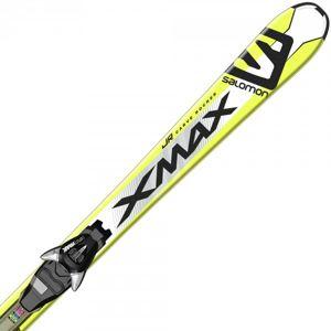 Salomon E X-MAX JR M + E EZY7 B80  130 - Gyerek síléc