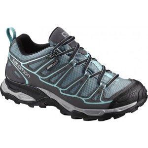 Salomon X ULTRA PRIME CS WP W kék 4.5 - Női gyalogló cipő