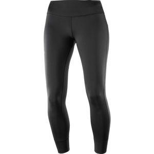 Salomon COMET TECH LEG W fekete XS - Női legging futáshoz