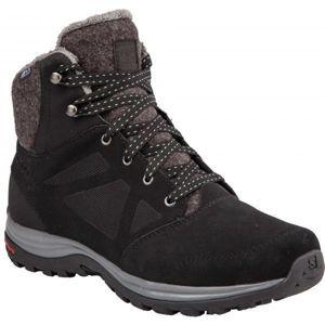 Salomon ELLIIPSE FREEZE CS WP fekete 6.5 - Női téli cipő