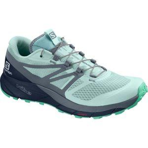 Salomon SENSE RIDE 2 W zöld 4.5 - Női terepfutó cipő