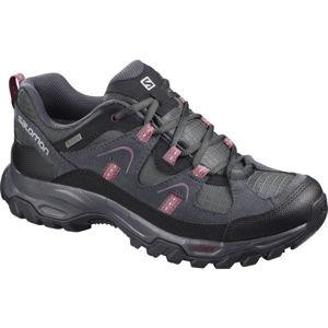 Salomon FORTALEZA GTX W szürke 4.5 - Női outdoor cipő
