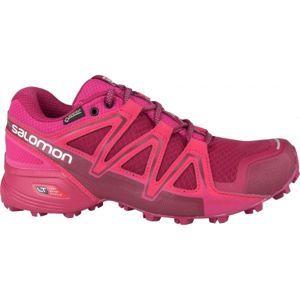 Salomon SPEEDCROSS VARIO 2 GTX rózsaszín 5.5 - Női terepfutó cipő