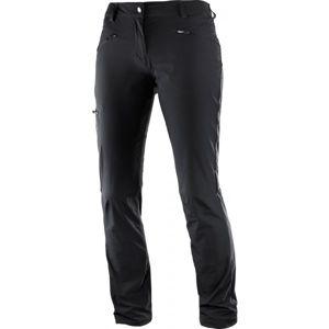 Salomon WAYFARER PANT W fekete 38 - Női nadrág