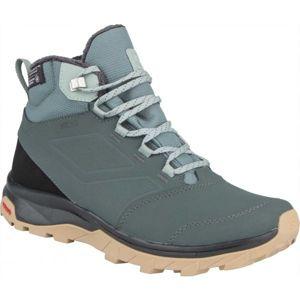 Salomon YALTA TS CSWP W zöld 7.5 - Női téli cipő