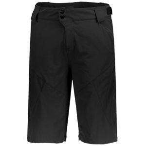 Scott TRAIL 10 SHORT fekete XL - Férfi kerékpáros rövidnadrág