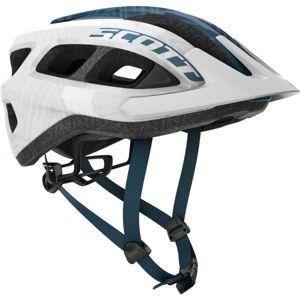Scott SUPRA kék (54 - 61) - Kerékpáros sisak