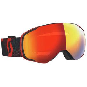 Scott VAPOR piros NS - Síszemüveg