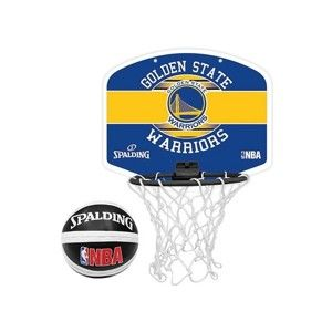 Spalding NBA MINIBOARD GOLDEN STATE WARRIORS - Kosárpalánk