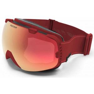 Spektrum ESSENTIAL piros NS - Síszemüveg