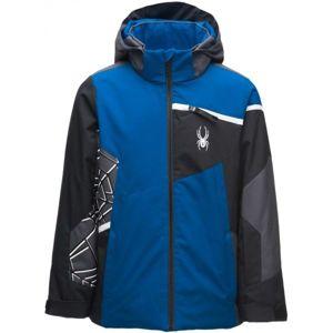 Spyder CHALLENGER JACKET kék 10 - Fiú kabát