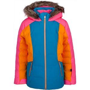 Spyder GIRLS ATLAS SYNTHETIC kék 12 - Lányos kabát