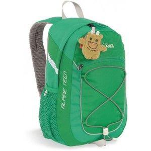 Tatonka ALPINE TEEN 16 L zöld NS - Gyerek hátizsák
